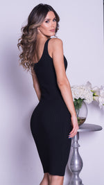 MELANIA DRESS - 3 COLORS