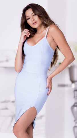 LONDON BANDAGE DRESS - 3 COLORS