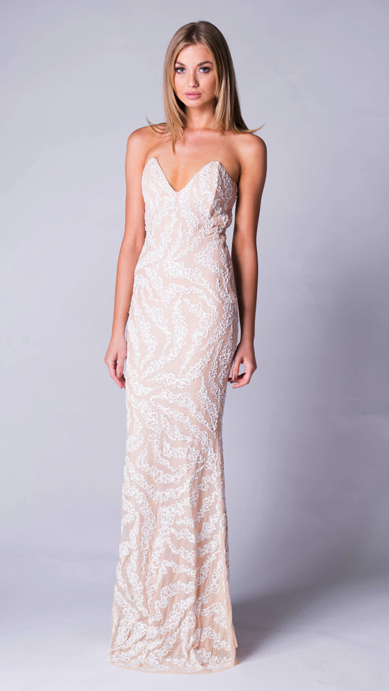 PALI GOWN IN NUDE