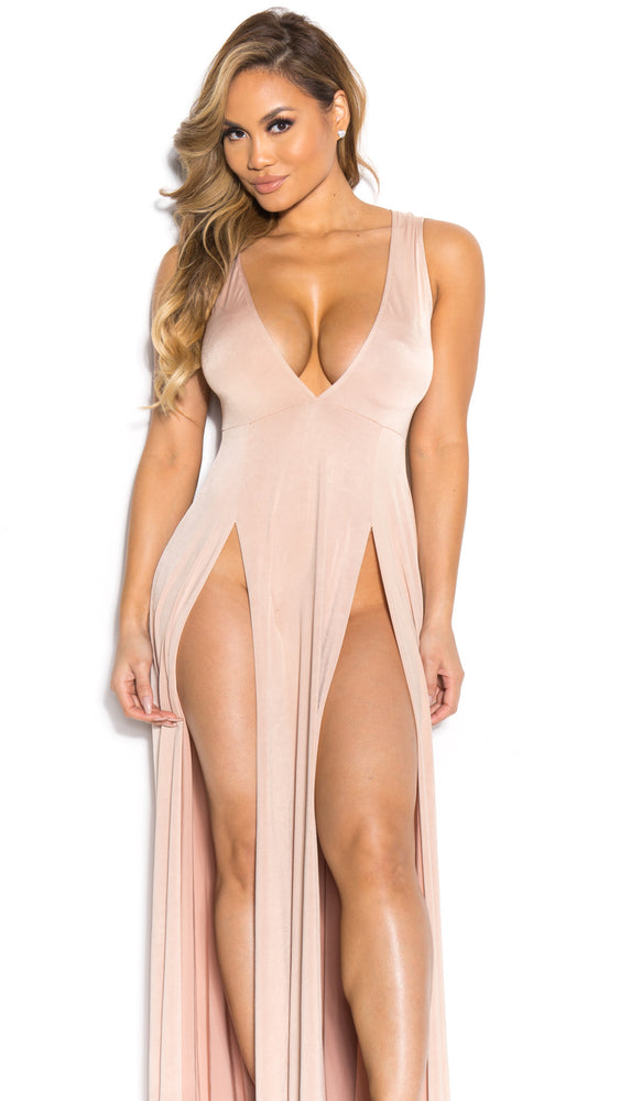 JULIE GOWN IN NUDE