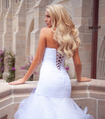 ORCHID WEDDING GOWN