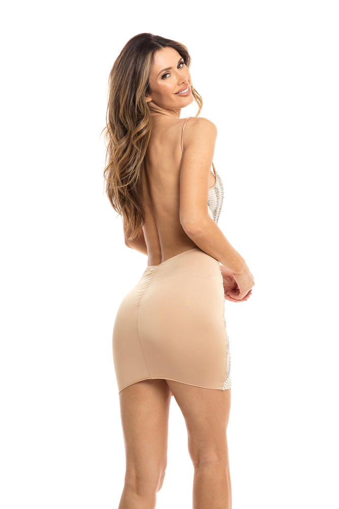 DIVINE DRESS IN NUDE