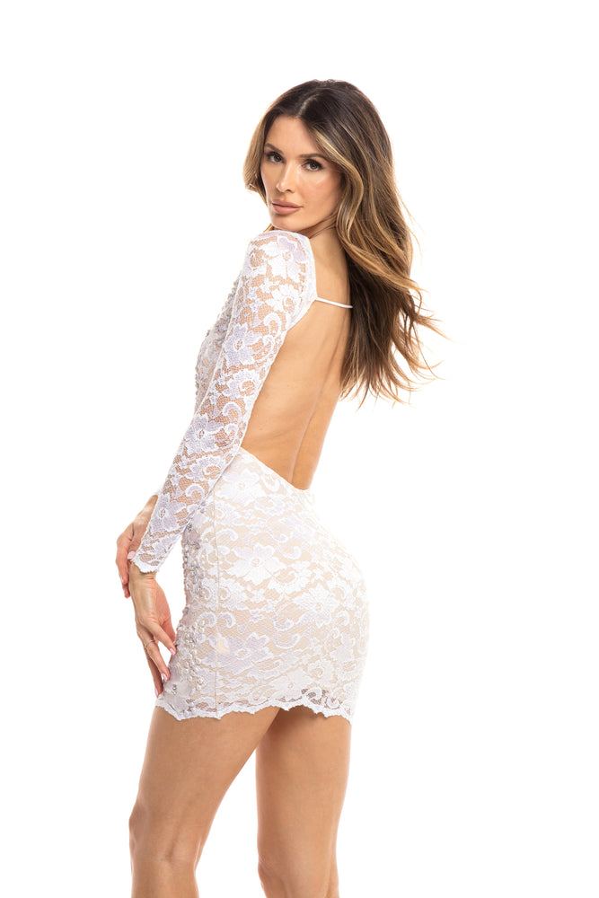 ANIYA LACE DRESS