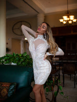 HAOMEILI DRESS IN WHITE