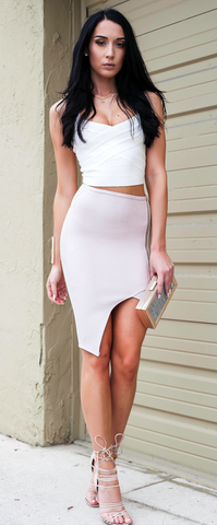 SHOW STOPPER TWO PIECE BANDAGE