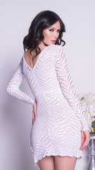 POCANE LACE DRESS IN WHITE - MORE COLORS