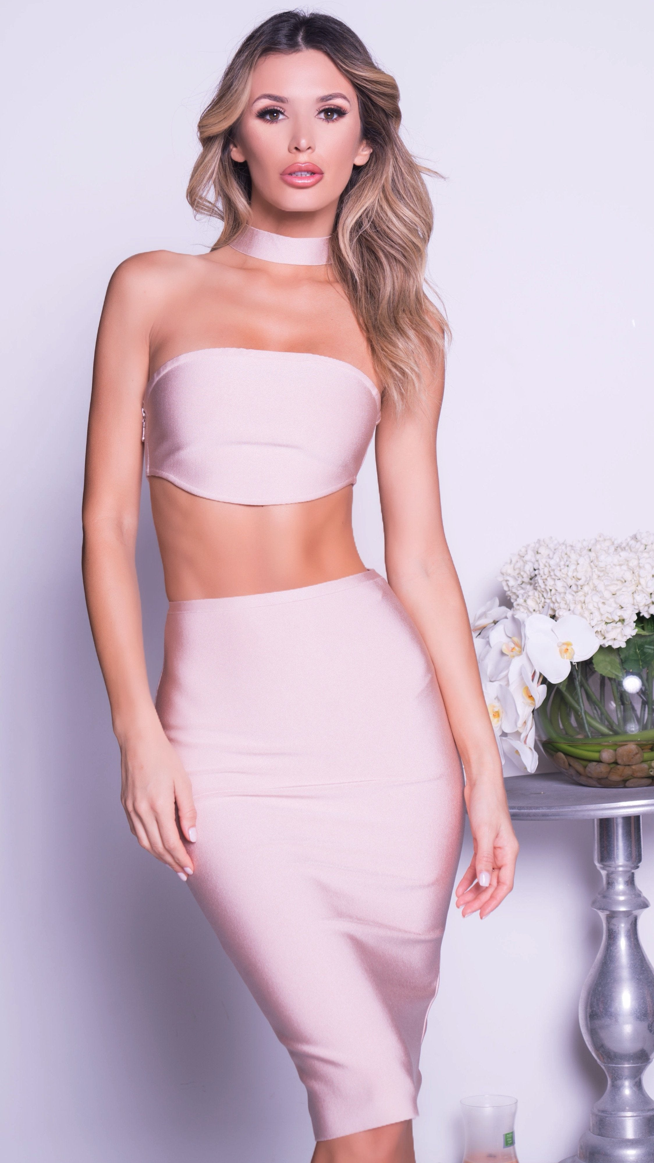 PHILIPA BANDAGE DRESS
