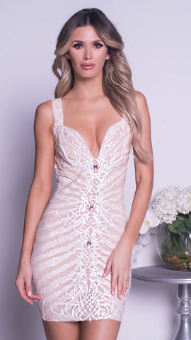 MARTINA LACE DRESS - 3 OPTIONS
