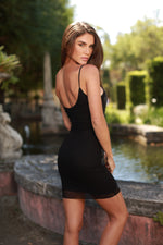 KNILEY DRESS IN BLACK- MORE COLORS