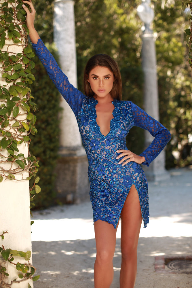 ELIAV LACE DRESS