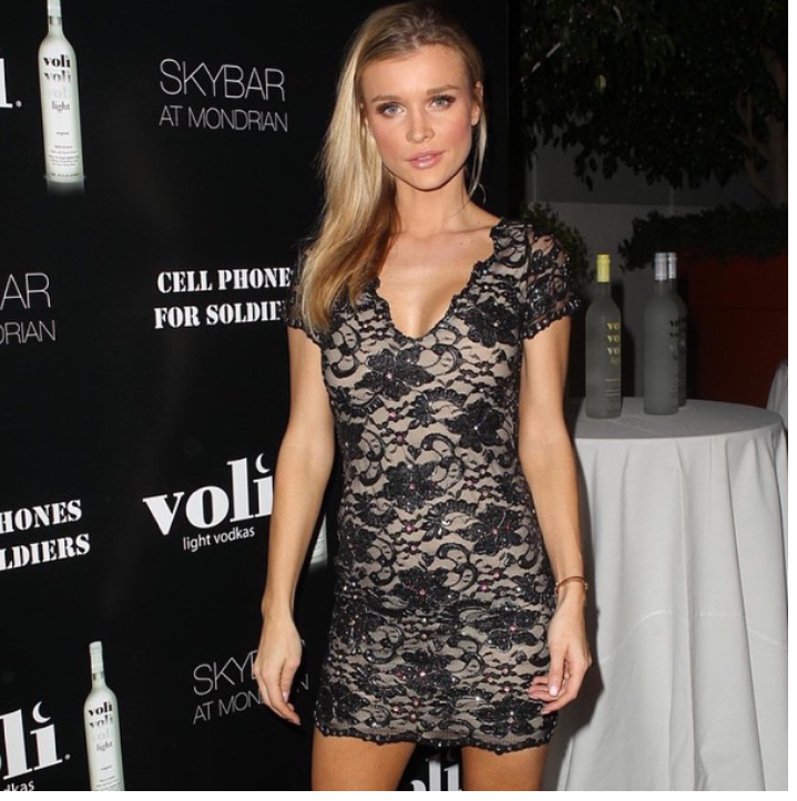 HOLTGIRL - EMMA BLACK AS SEEN ON JOANNA KRUPA