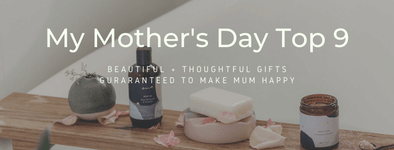Mother's Day 2021 gifting ideas from Burbridge and Burke