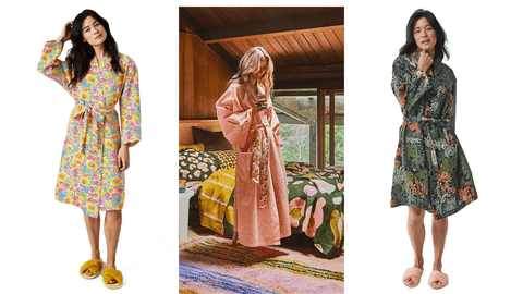 Robes are a great Mother's Day gift idea