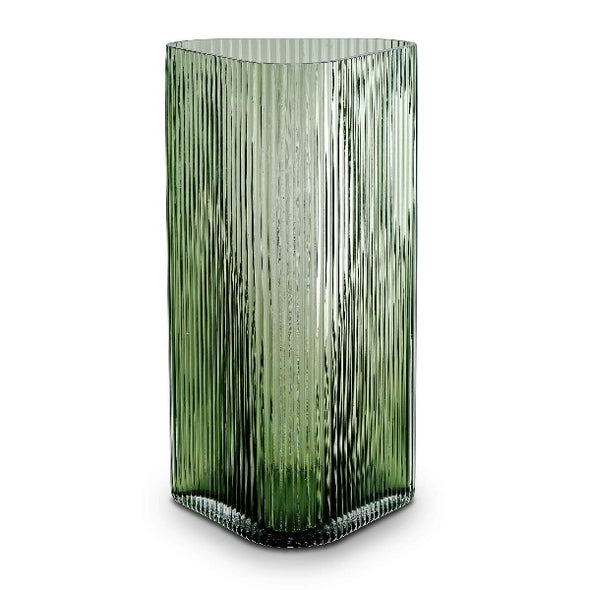 xl PROFILE VASE in green by Marmoset Found
