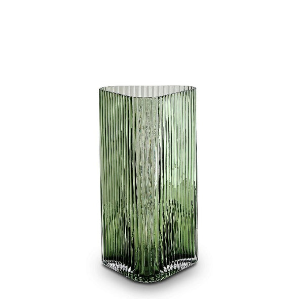 m PROFILE VASE IN GREEN BY mARMOSET fOUND