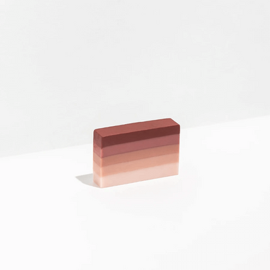 Gradiant Soap in Pomegranate + Sage by Fazeek