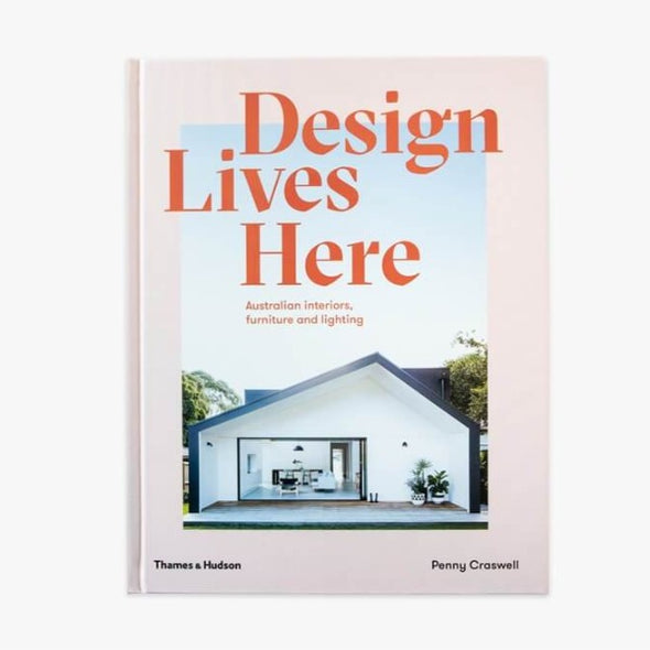 Design Lives Here by Penny Craswell