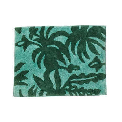 Leafy Green Bath Mat by Bonnie and Neil