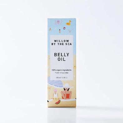 Willow By The Sea Belly Oil-Willow By The Sea-Burbridge and Burke
