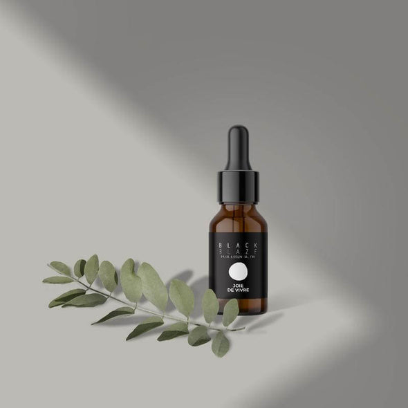 Black Blaze Essential Oil - Blooming in Dreams
