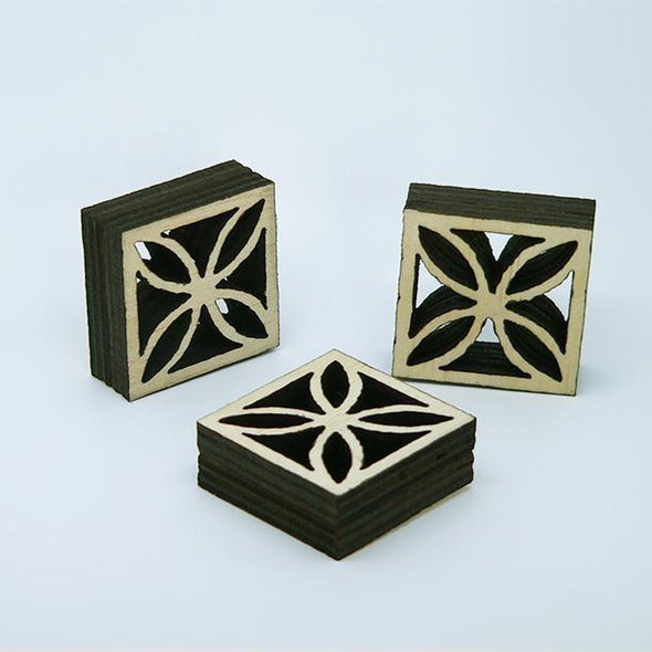 MINITURE BESSER or BREEZE BLOCKS-Burbridge and Burke