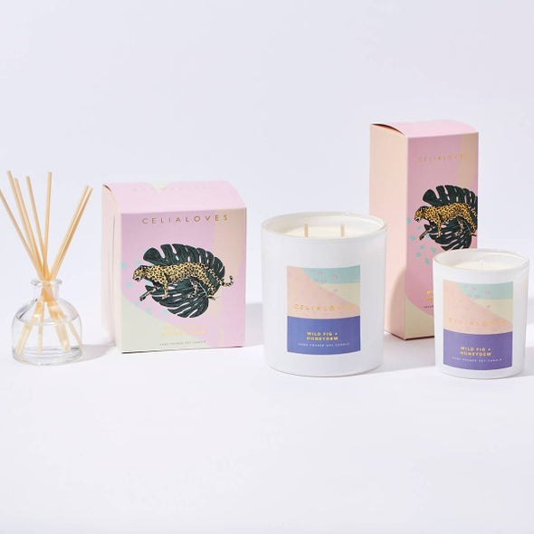wild fig and honeydew collection by Ceila Loves