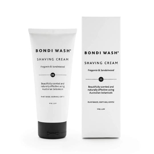 Shaving Cream by Bondi Wash