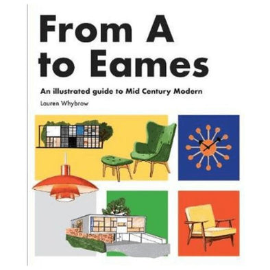 From A to Eames by Lauren Whybrow