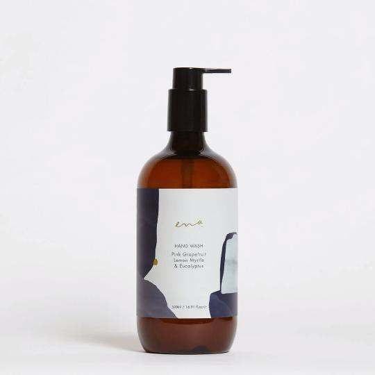 Ena Handwash in Pink Grapefruit, Lemon Myrtle and Eycalyptus