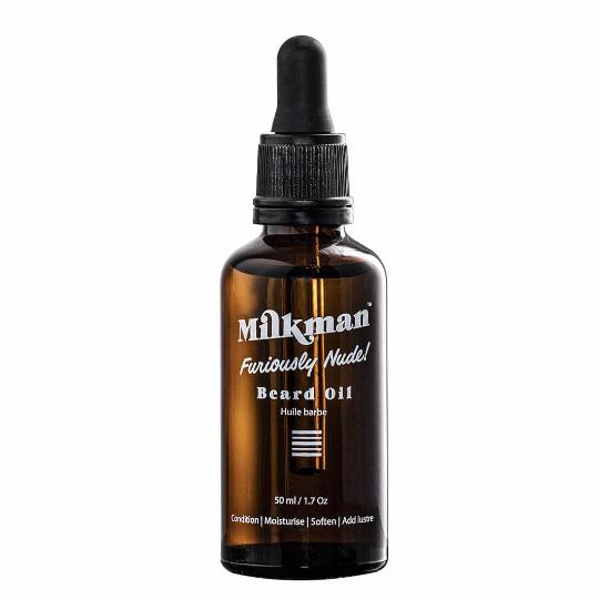 Beard oil 50ml bottle