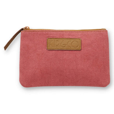 Tapenade Rose Cosmetics Purse by Kip&Co