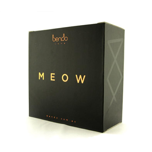 Bendo MEOW LUXE cat bowl-Burbridge and Burke