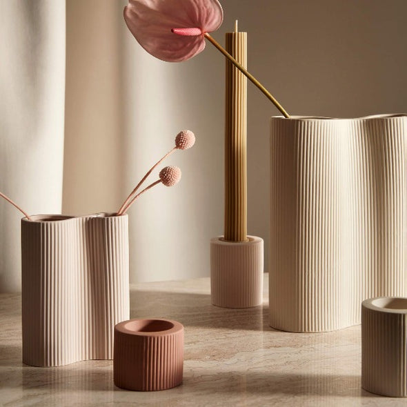 infinity ceramic collection  by Marmoset Found at Burbridge and Burke