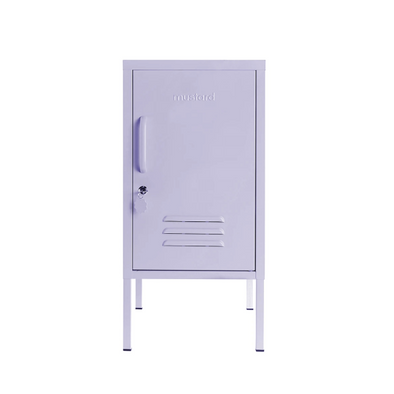 The Shorty locker in LILAC by Mustard Made