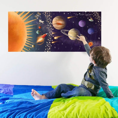 Room To Wonder Solar System Wall Sticker