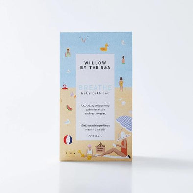Willow By The Sea BREATHE Baby Bath Tea-Willow By The Sea-Burbridge and Burke