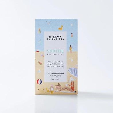 Willow By The Sea SOOTHE Baby Bath Tea-Willow By The Sea-Burbridge and Burke