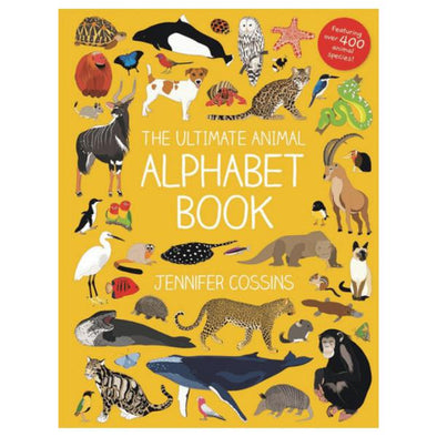 Ultimate Animal Alphabet Book by Jennifer Cossins