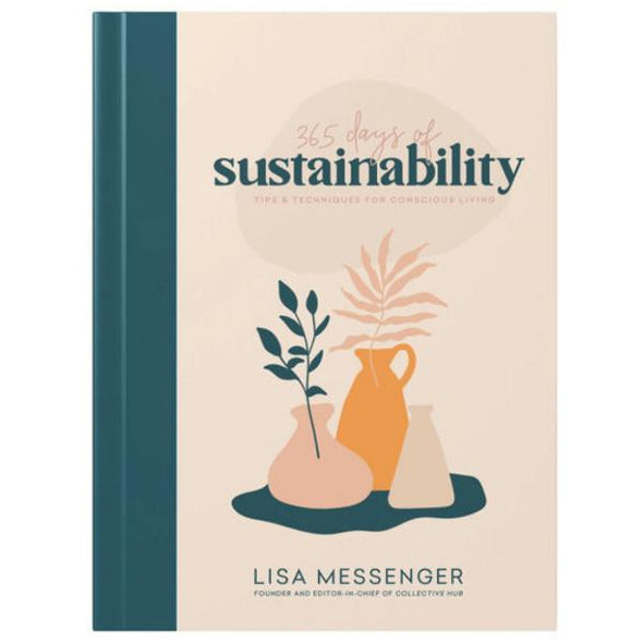 365 days of sustainability by Lisa Messenger