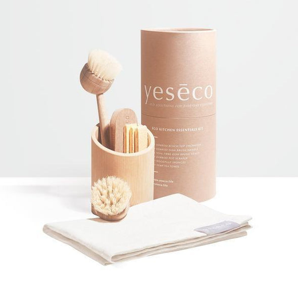 Yeseco Bamboo Dish Brush-Burbridge and Burke