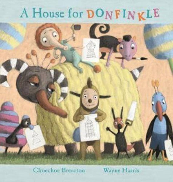 A house for Donfinkle by Choechoe Brereton