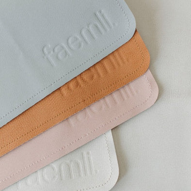 The MINI mat (various colours) by faemli