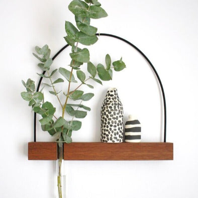 Fusion wall vase by Kirralee & co