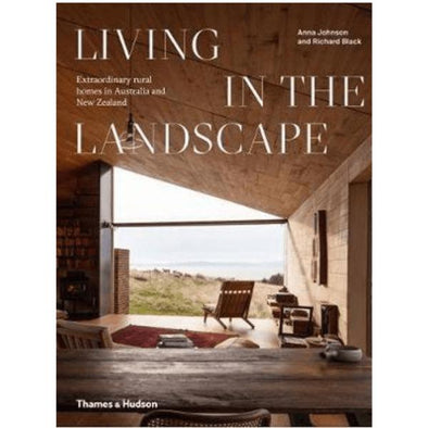Living in the Landscape by Anna Johnson and Richard Black