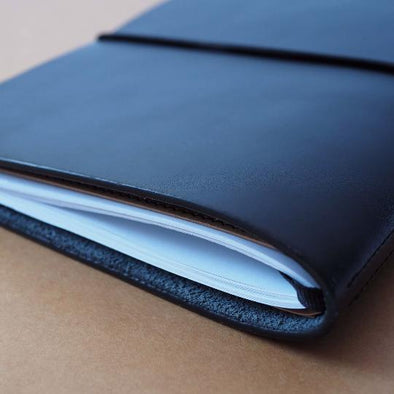 Leather Paper Saver Notebook