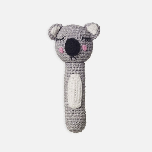 Miann & Co Hand Rattle - Sleepy Koala