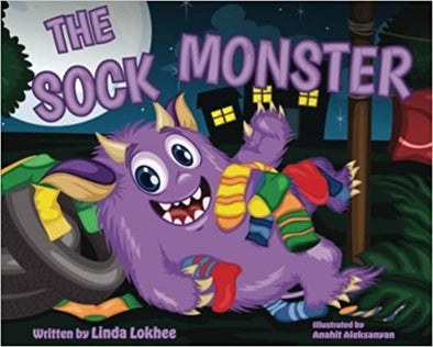 The Sock Monster by Linda Lokhee
