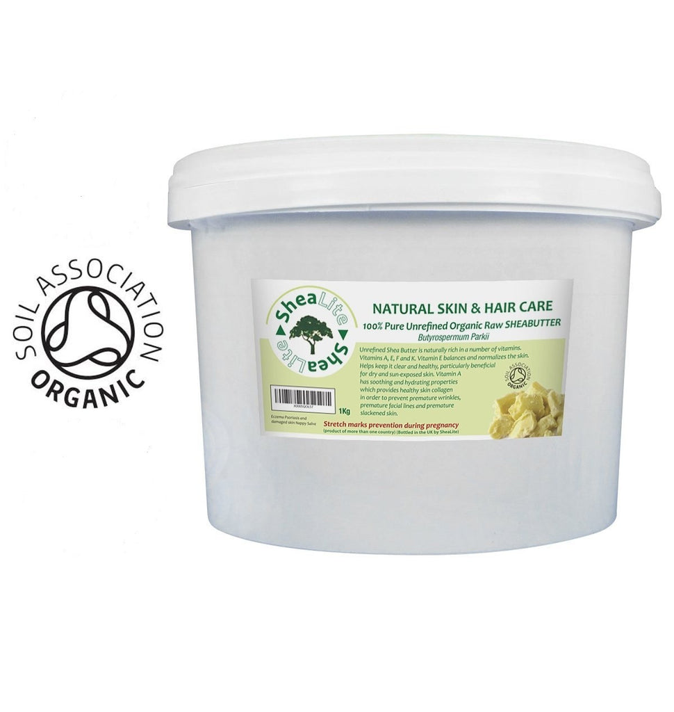 Shea Butter Unrefined 100% Pure Natural & Organic