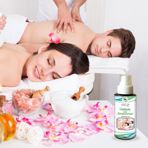 Sensual and Aphrodisiac Massage Oil