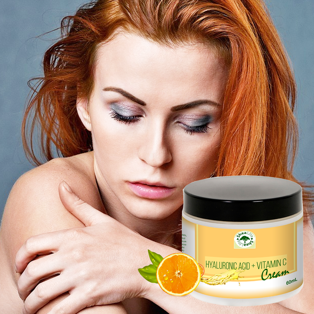 Hyaluronic Acid Cream And Vitamin C